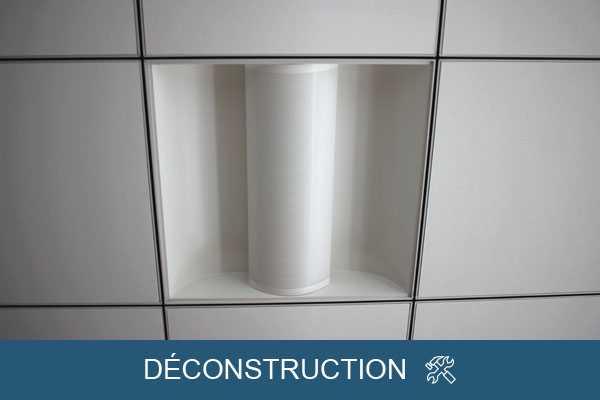Dalles simples et lumineuses pour faux-plafonds