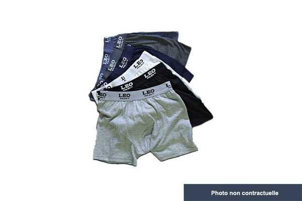 Lot de boxers pour homme